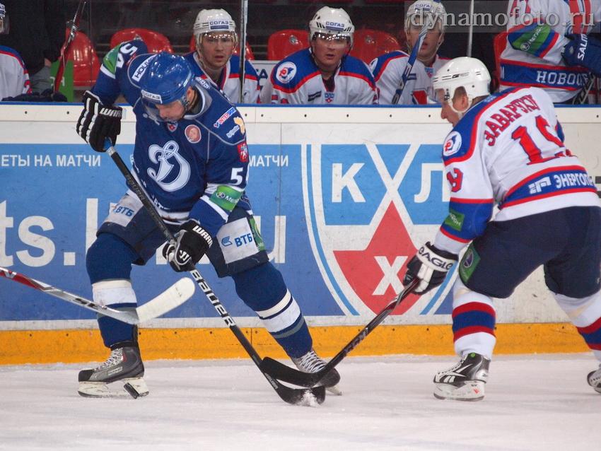 Прогноз на хоккей динамо москва сибирь
